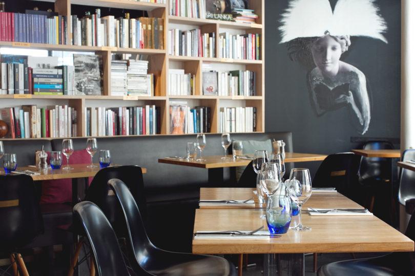 La Librairie : a family friendly brunch spot in Passy