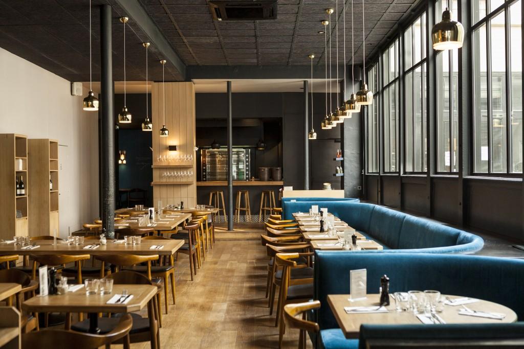 Architecte De Bar Restaurant Bresil