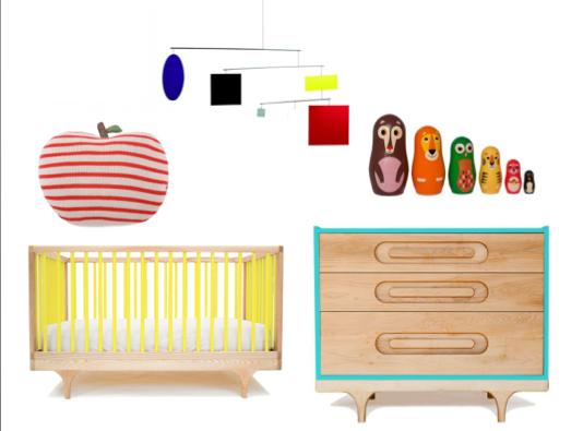 Balouga : les kids ont leur galerie design