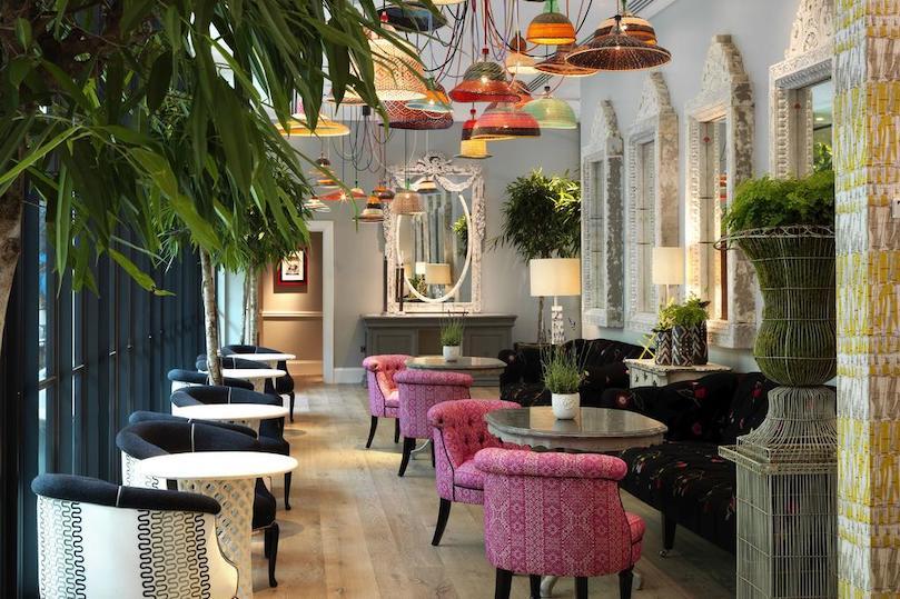 Soho like we love it : as a family at Ham Yard Hotel