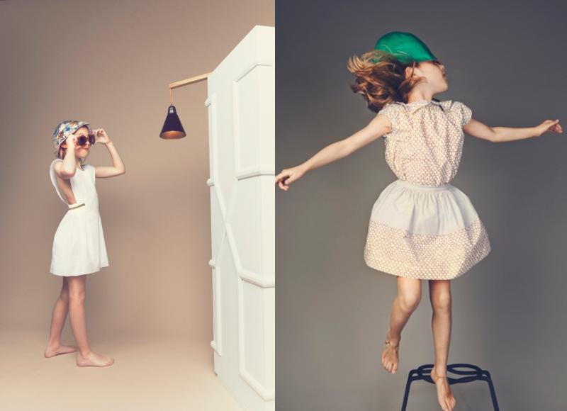 La vie rêvée de LEOCA: maison de couture parisienne