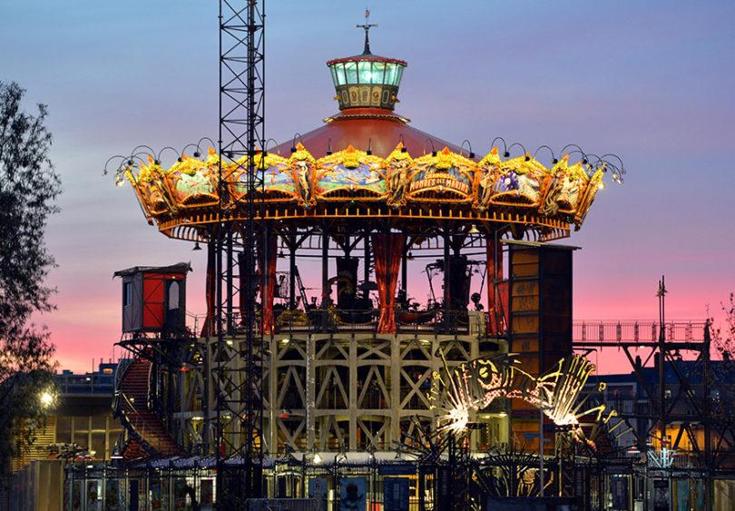 Le monde enchanteur des machines de l'île à Nantes