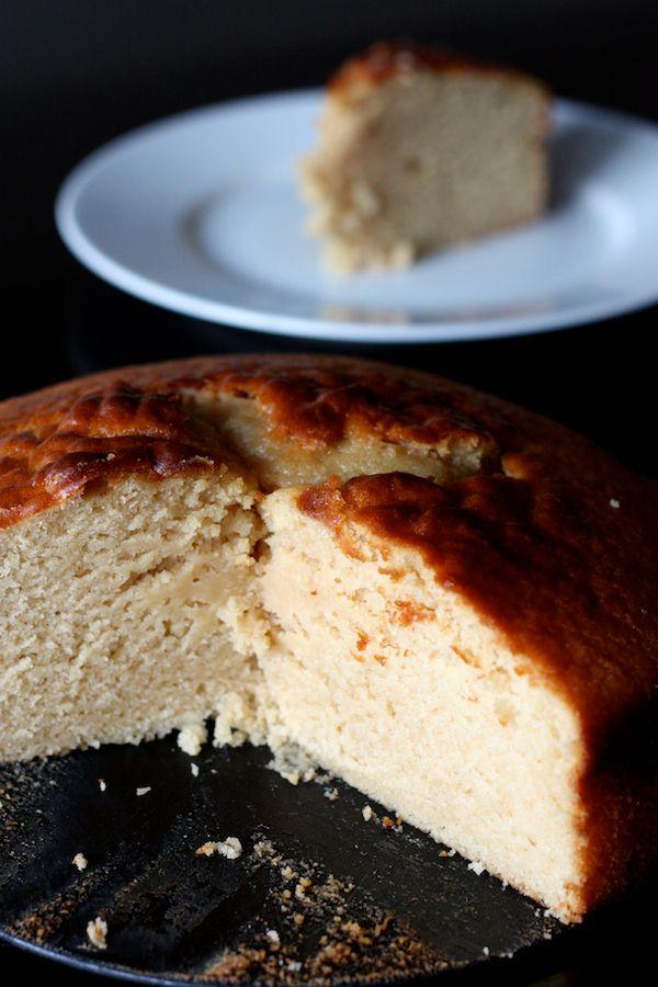 Recette pour les enfants : le gâteau au yaourt et au sirop d'érable