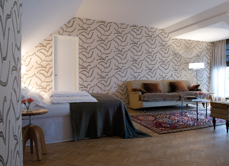 Hôtel Cortiina, Munich : boutique hôtel cosy pour familles contemporaines