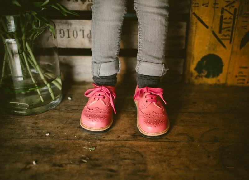 Bien chaussés pour la rentrée : boots, bottines et babies pour enfants