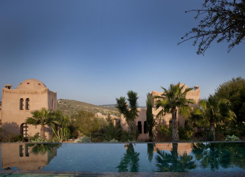 Le Jardin des Douars à Essaouira: une oasis pour les familles sur la côte marocaine