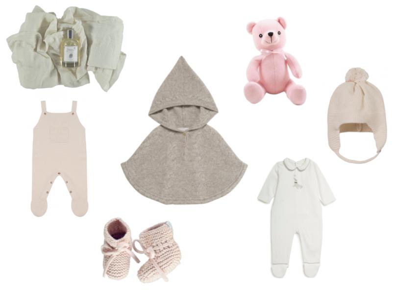 Notre shopping chaud et doux pour un bébé d'hiver