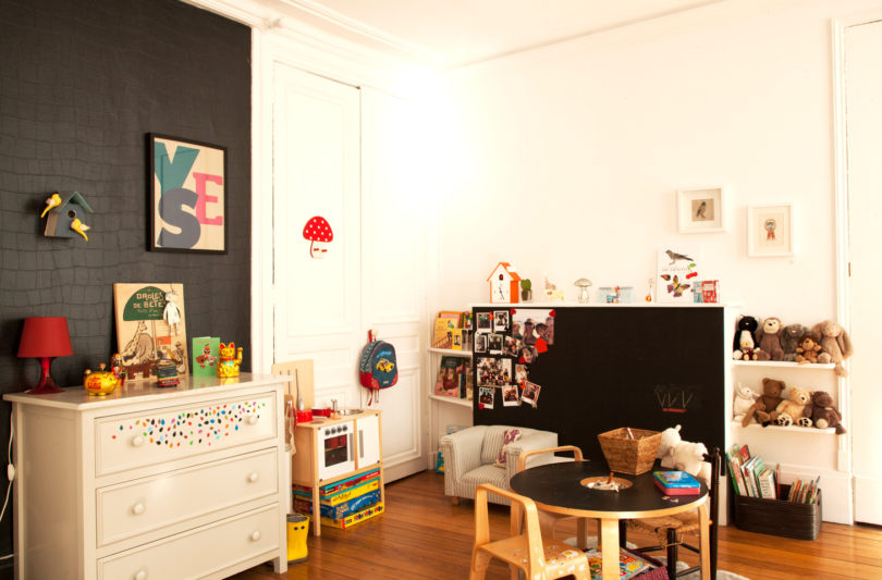 Déco enfants: inspirations dans les chambres de Rose, Victor et Joseph