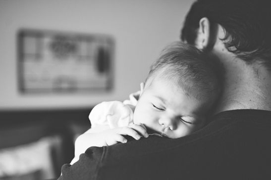 Petit débat sur la présence des papas en salle d'accouchement