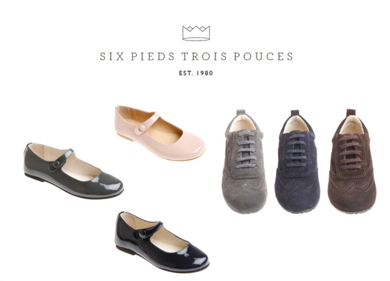ParisLes À Chaussures Bien De Six Pour Enfants Taillées Boutiques OPiukZXT