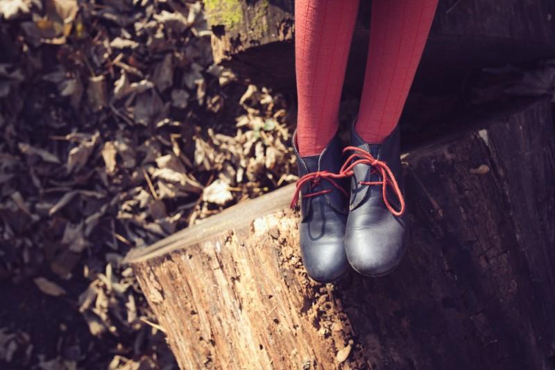 Série mode enfants : promenons-nous dans les bois