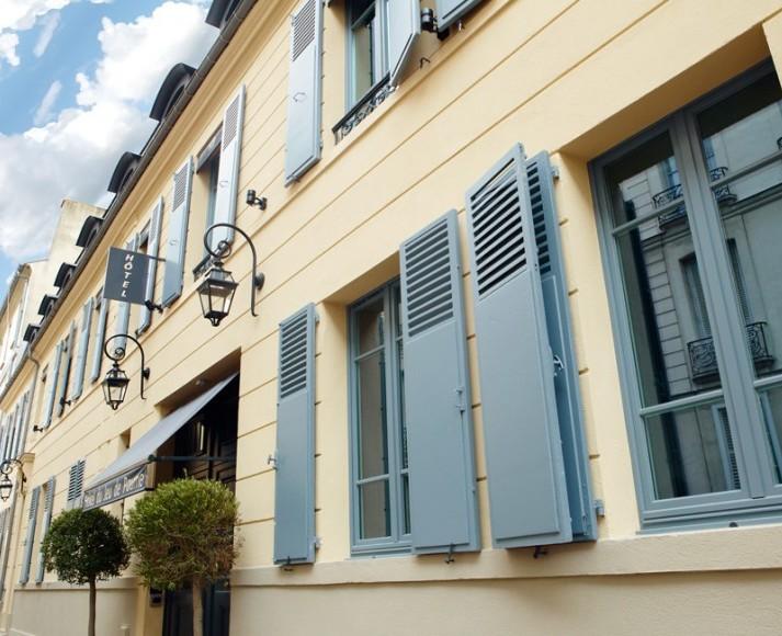 Hôtel du Jeu de Paume, Versailles: charme et design à deux pas du Château
