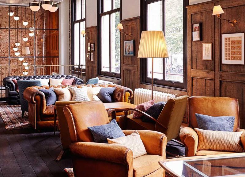 Trois hôtels à Amsterdam pour un week-end en famille