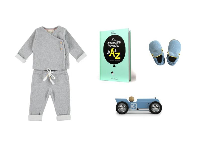 Cadeau de naissance: 5 looks complets à offrir à la maternité