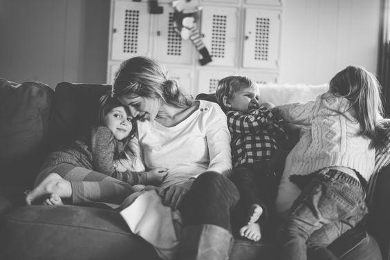 Famille photoshopée, souvenirs en danger?