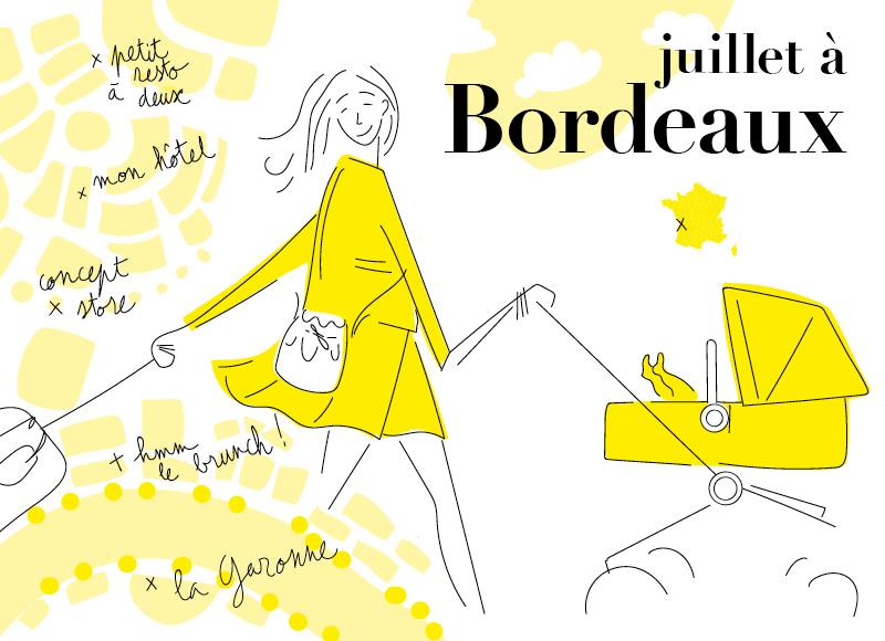 Bordeaux en famille : le city guide d'Hélène Fulchi, by Bugaboo