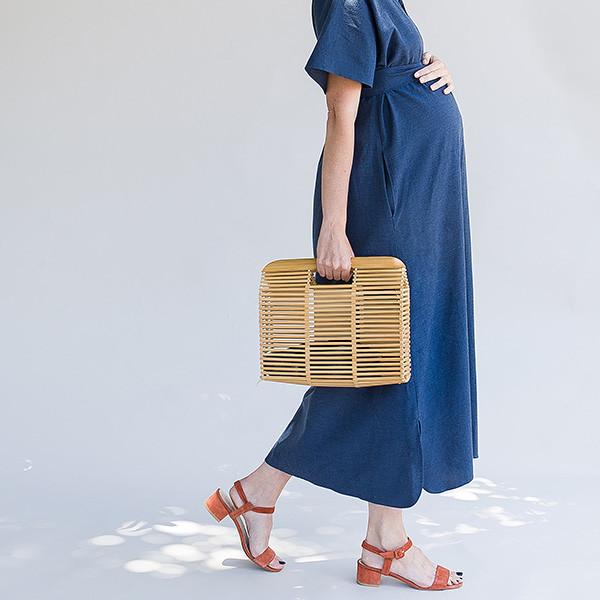 Enceinte au travail: jolies tenues de grossesse pour travailler
