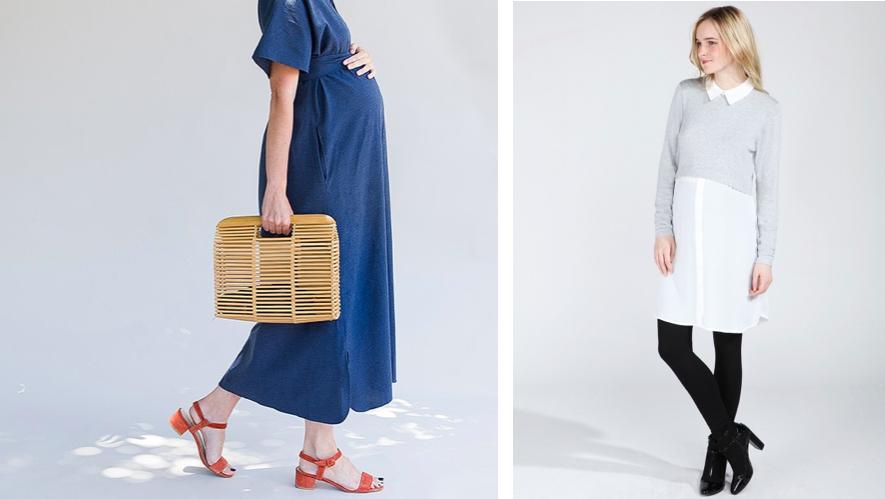 Enceinte au travail : la garde-robe idéale