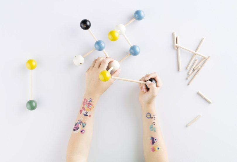 Les plus jolis tatouages éphémères pour enfants de l'été