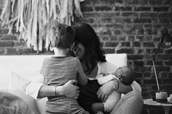 Pourquoi j'ai peur d'avoir un deuxième enfant?