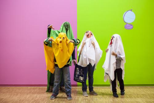 Initiez vos artistes en herbe à l'Atelier des enfants au Centre Pompidou