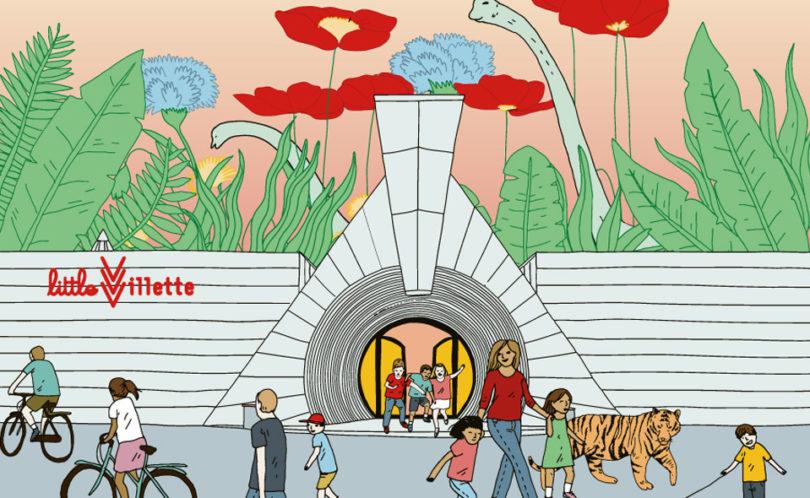 Little Villette, le nouvel espace parisien dédié aux enfants (75019 Paris)