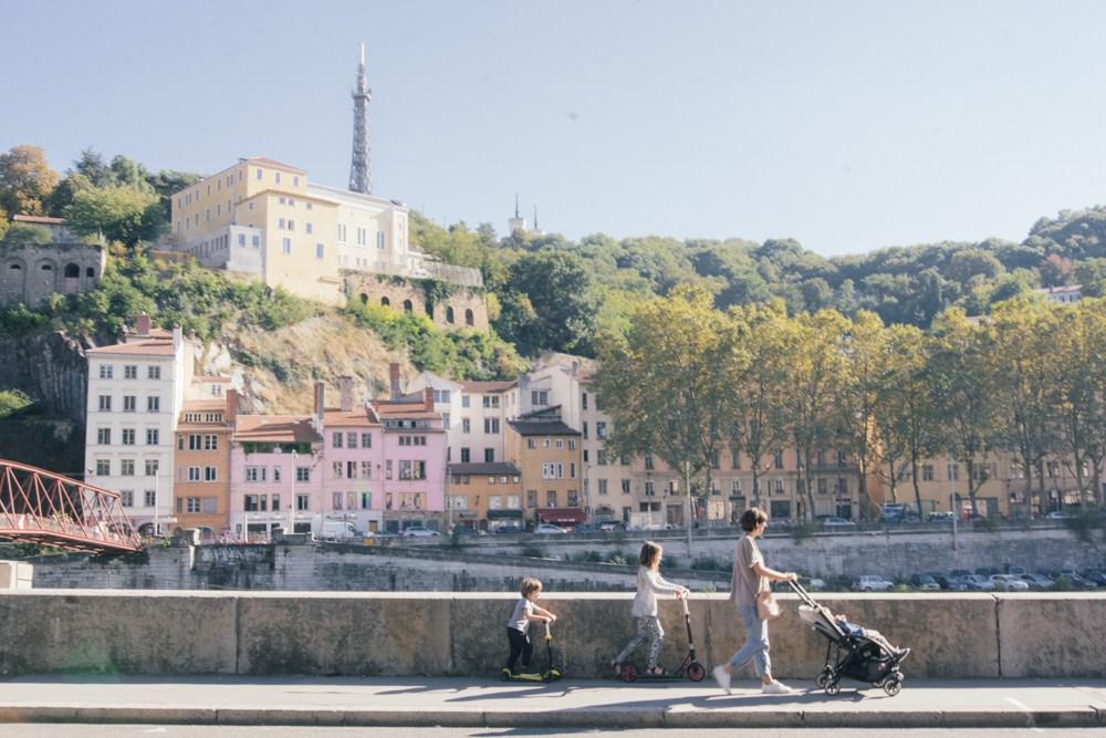 Le city guide de Lyon de Lois Moreno
