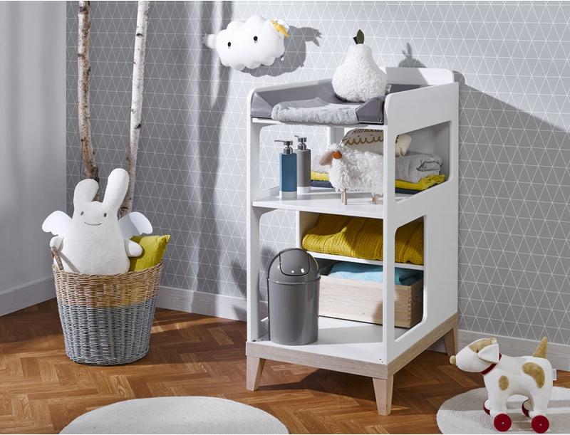 Les 6 indispensables déco pour la chambre du bébé