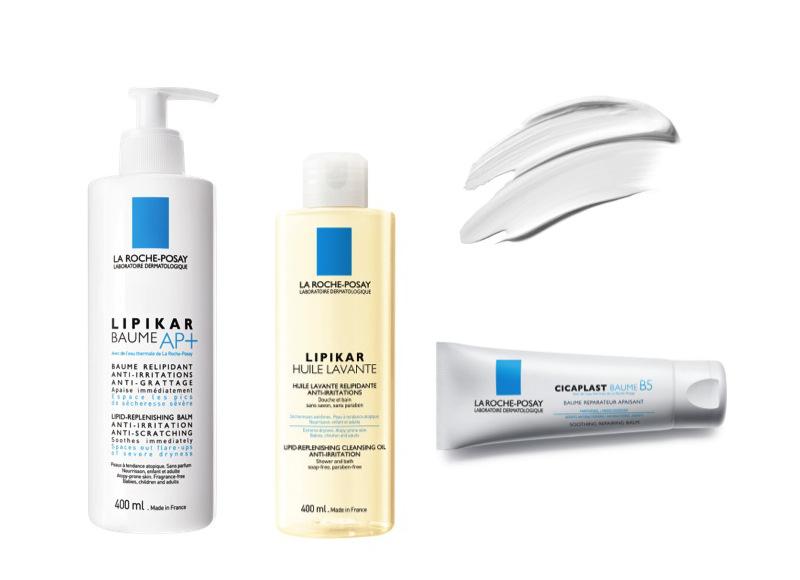 Peaux sensibles : les indispensables de votre salle de bain avec La Roche-Posay
