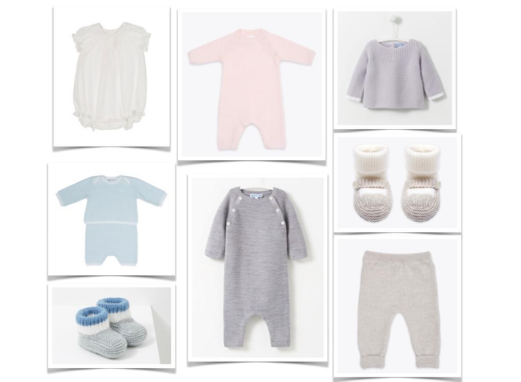 trousseau de naissance tenues intemporelles pour nouveaux n s les louves. Black Bedroom Furniture Sets. Home Design Ideas