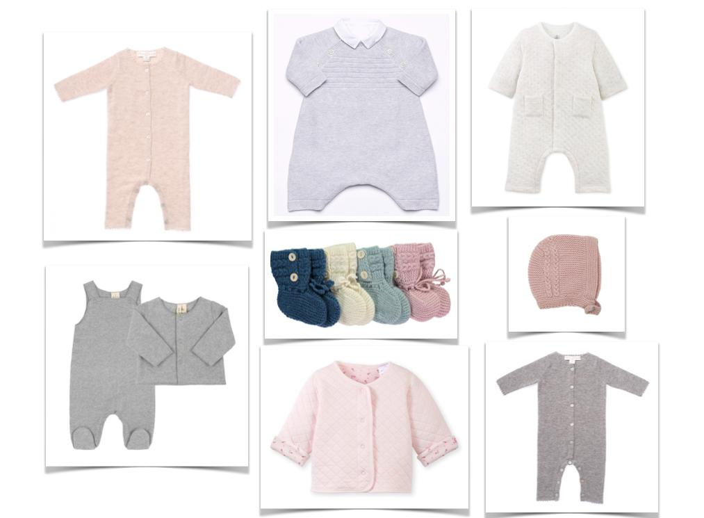 31e2d6188c671 Trousseau de naissance   tenues intemporelles pour nouveaux-nés ...