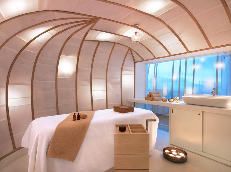 Spa Six Senses Paris – Vendôme : un massage pour décompresser avant l'arrivée du bébé