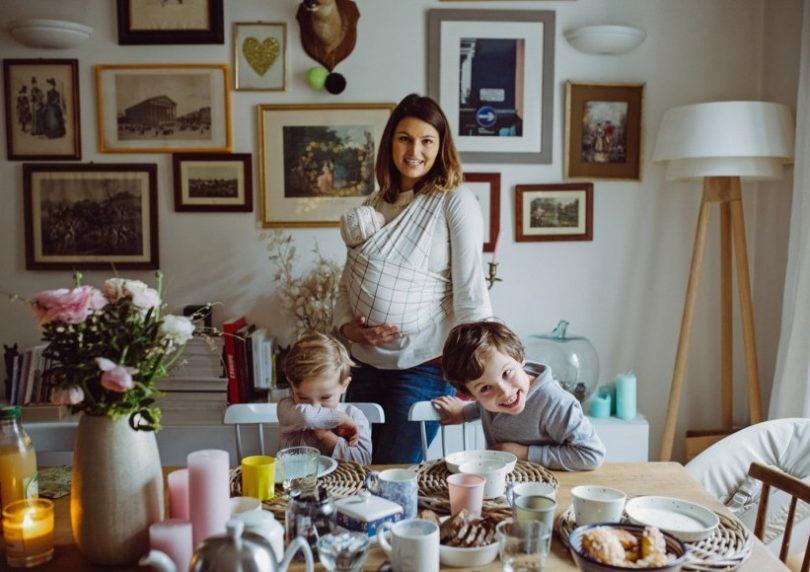 Confidences de maman : la fratrie heureuse de Maï, créatrice de The Marceline