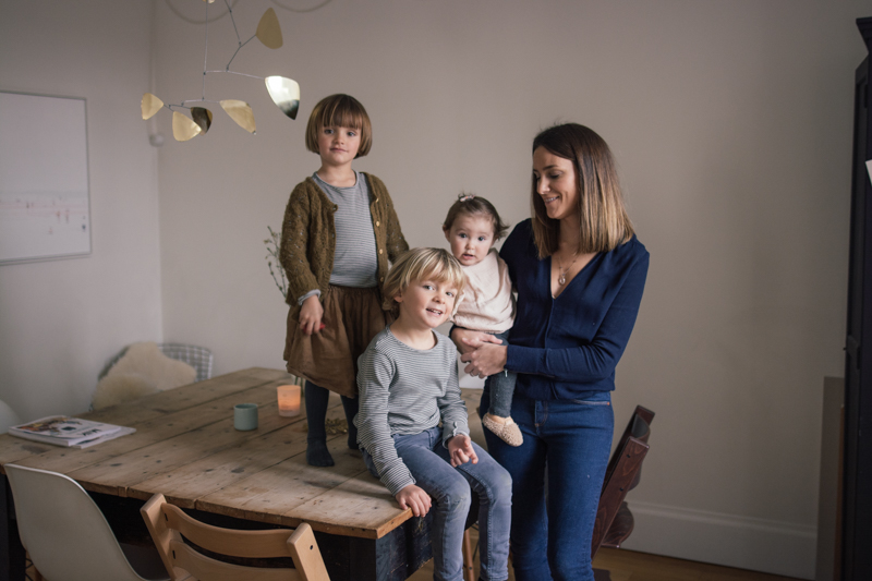 Confidences de maman: l'heureux trio d'Anne-Claire Ruel, de Maison Margaret