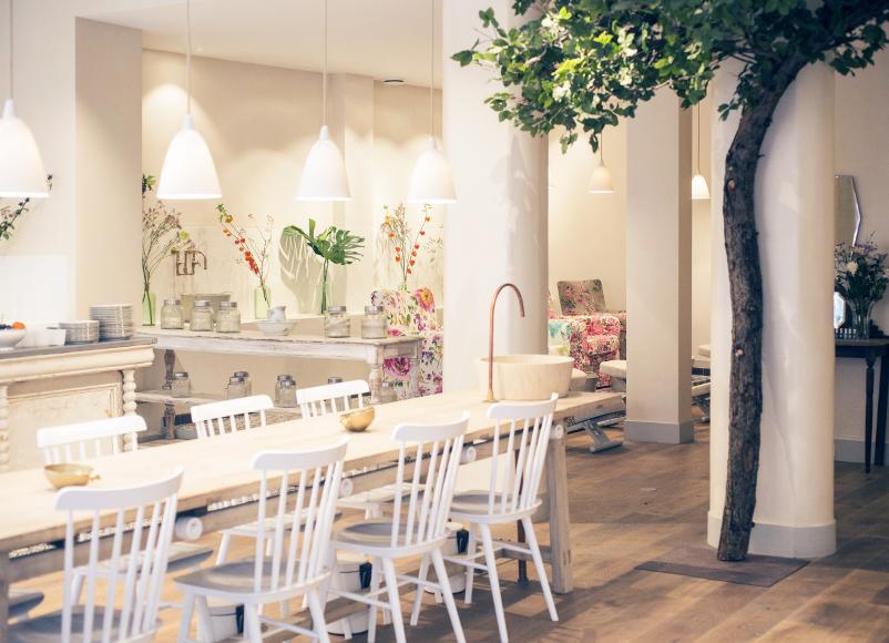 Free Persephone: le spa aux airs de salon de thé anglais (Paris, 75006)