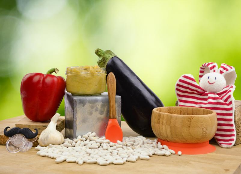 3 recettes de légumes d'été que vos bébés vont adorer
