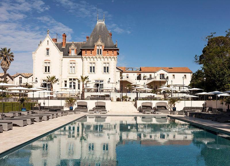 St Pierre de Serjac : le club de vacances version château dans le Languedoc