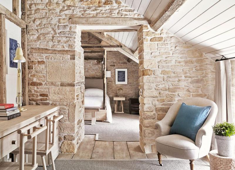 Wild Rabbit: un hôtel de charme au cœur de la campagne anglaise
