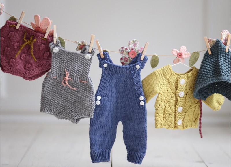 Où trouver des modèles de tricot modernes pour les enfants?