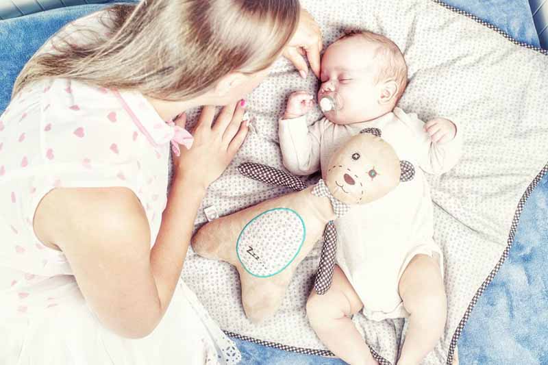 Aider son bébé à faire ses nuits