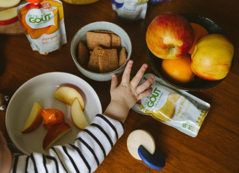 Les petits-déjeuners Good Goût : parlons de l'alimentation de nos enfants