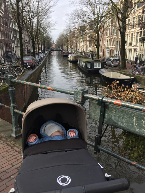 Amsterdam, quartier de Joordan