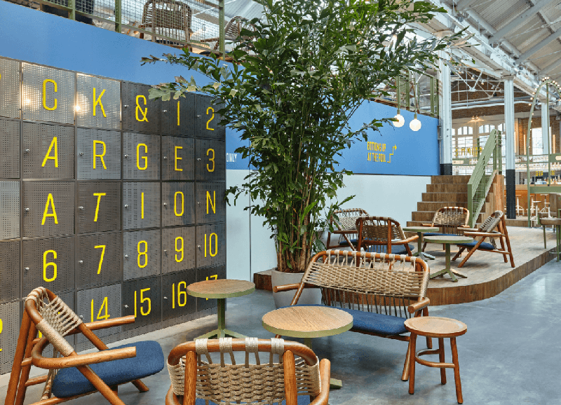 Kanarie Club, Amsterdam