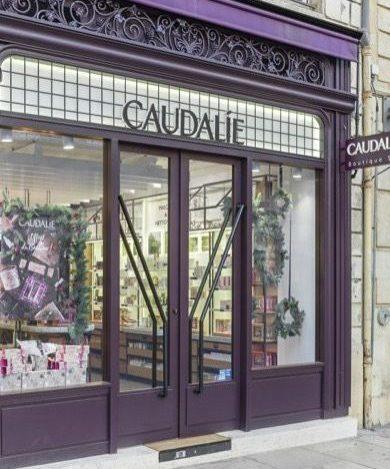 boutique spa Caudalie