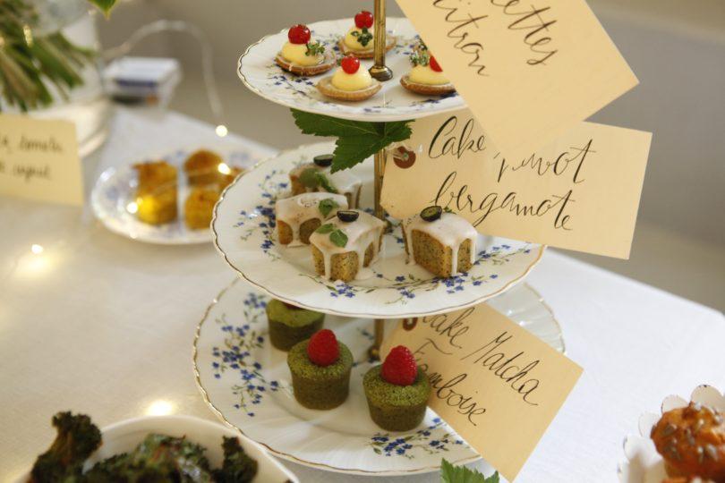 La guinguette d'Angèle: manger beau chez Bonpoint (Paris, 75006)
