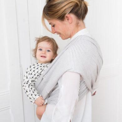 porte-bebe-stripes-en-coton-bio