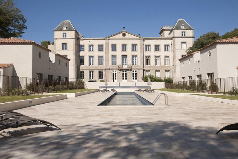 Château de la Redorte: formule avec piscine dans le Sud (Occitanie)