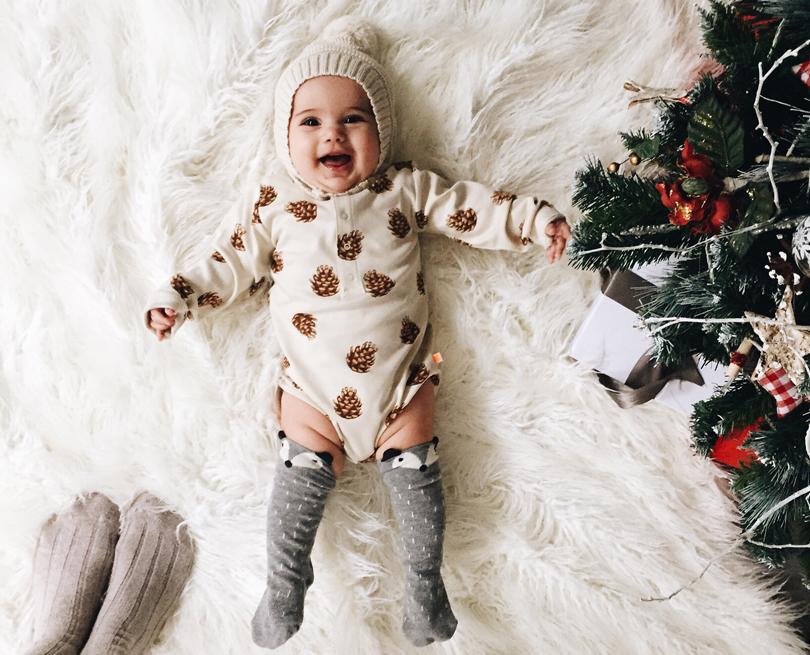 Premier Noël: 4 recettes de fête pour votre bébé dès 8 mois