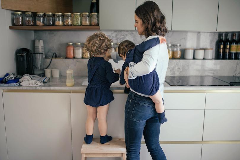 Le burn-out maternelou le syndrome de la mère parfaite
