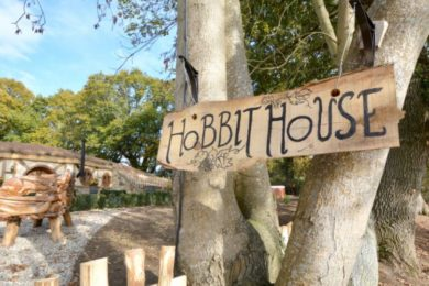 cabane hobbit